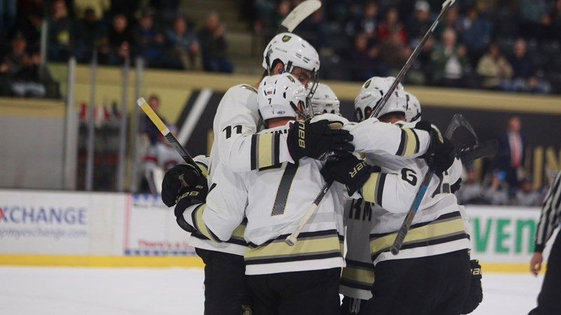 Army Opens Conference Play With Win Over RMU
